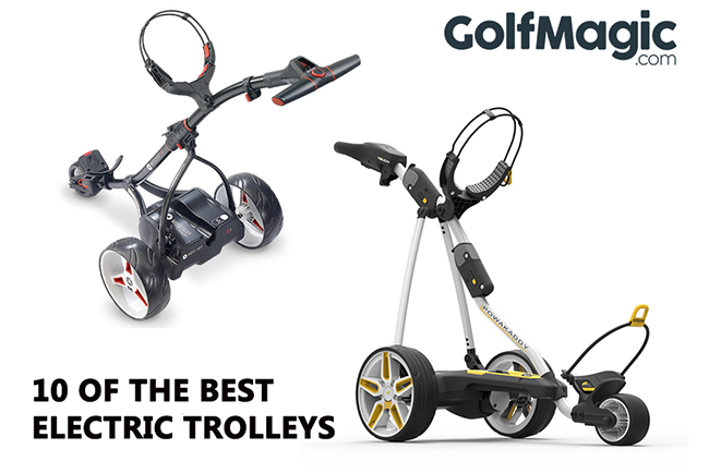 Electric Golf Caddy >> 10 Best Electric Golf Trolleys 2016 Golfmagic