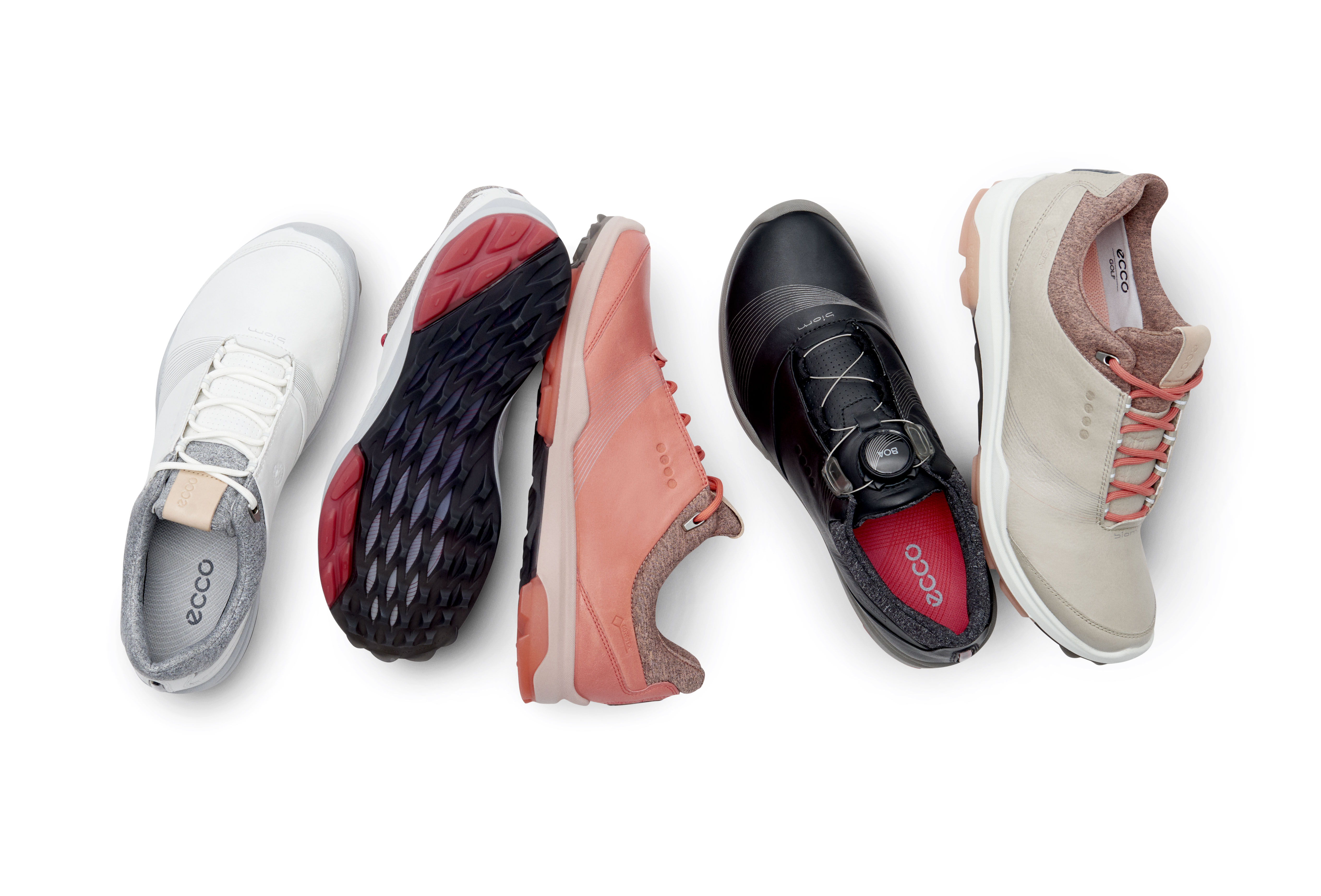 f2c02466ccb8 ECCO launches women s Biom Hybrid 3 golf shoe