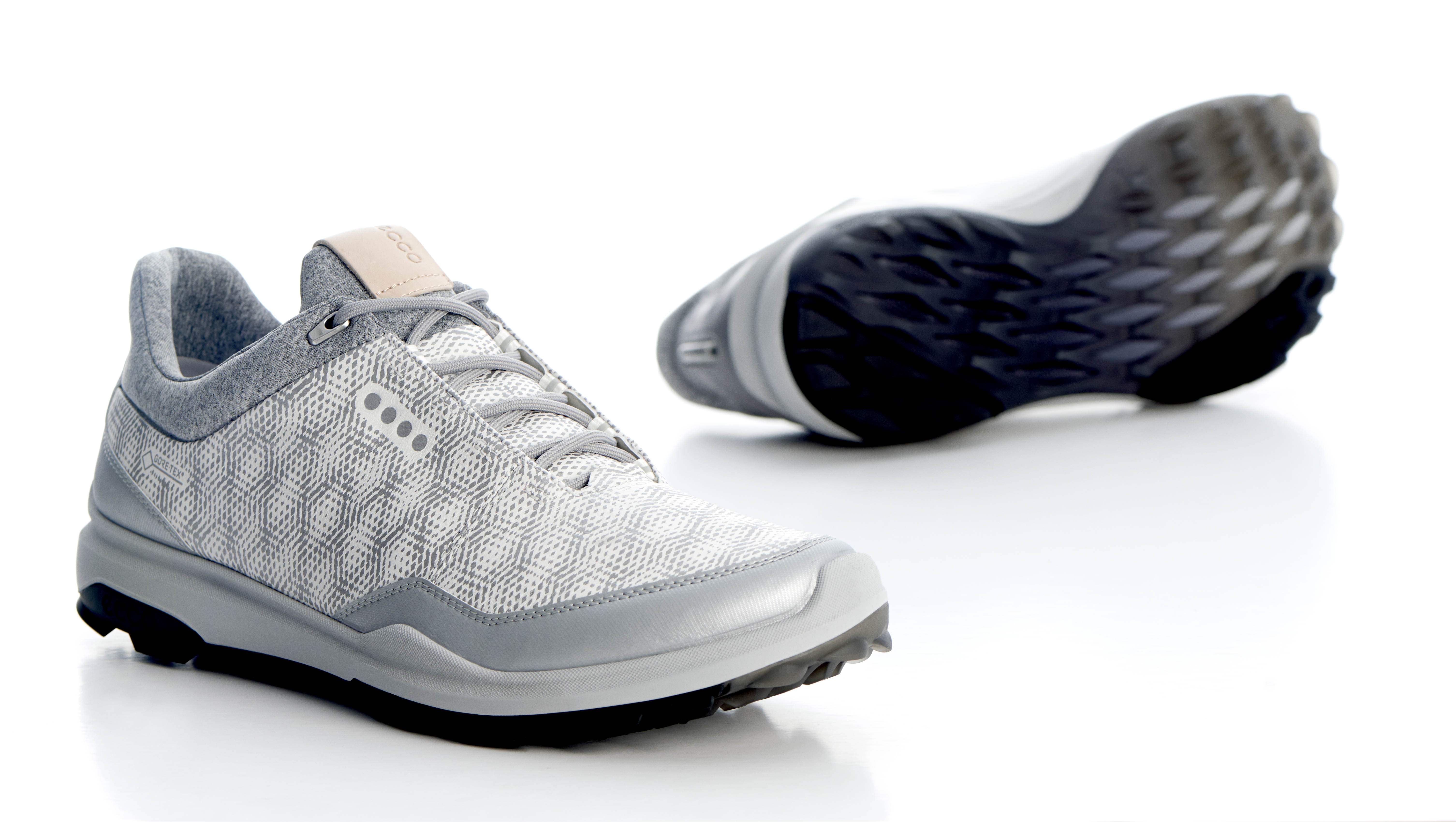 are ecco shoes waterproof