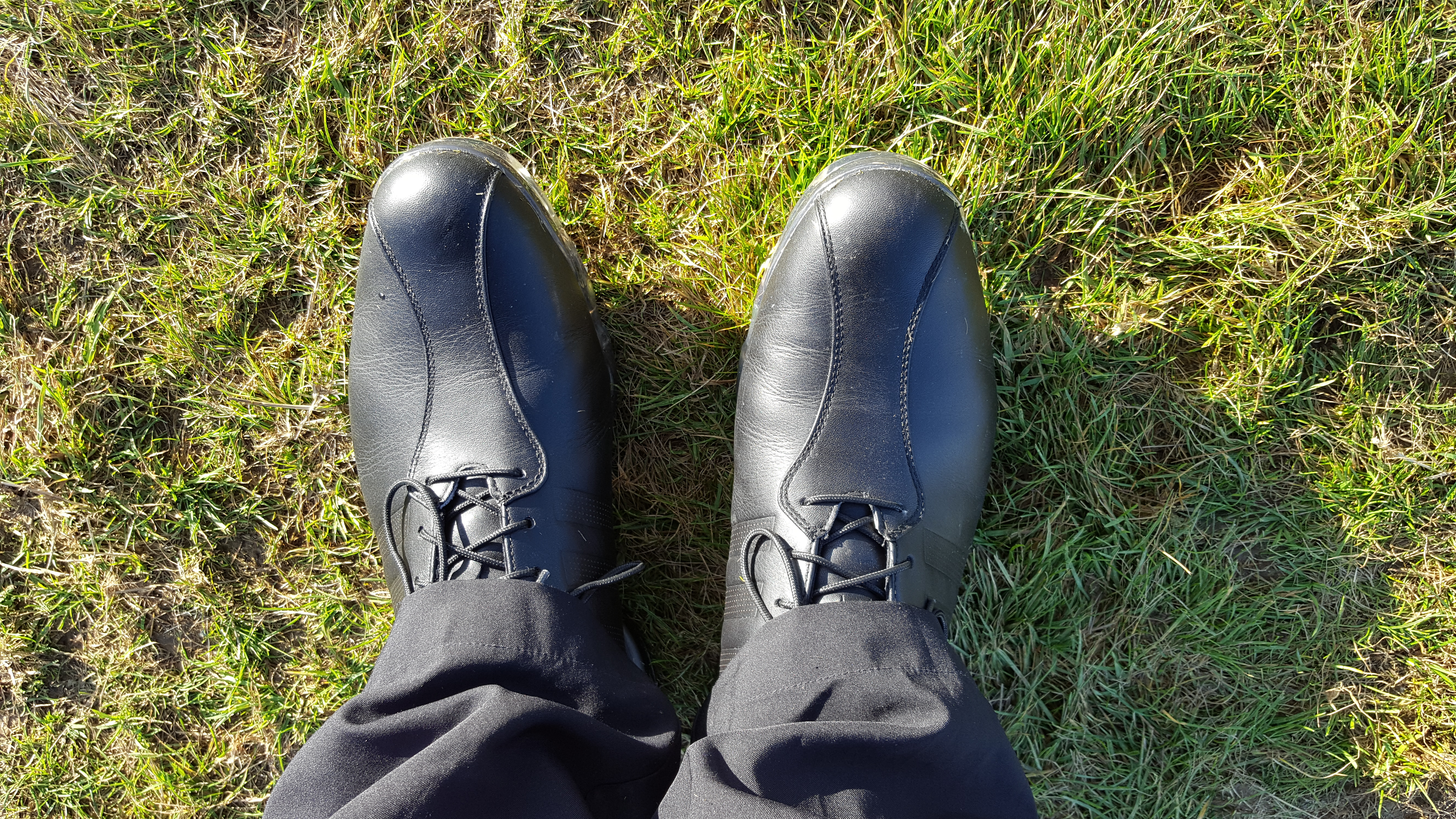 best website db73b 225f6 Adidas Adidas adipure TP golf shoe review  Footwear Reviews