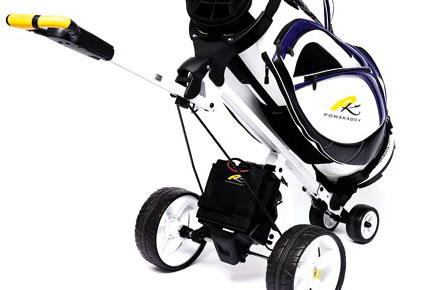 Powakaddy Touch Golf Trolleys Reviews Golfmagic