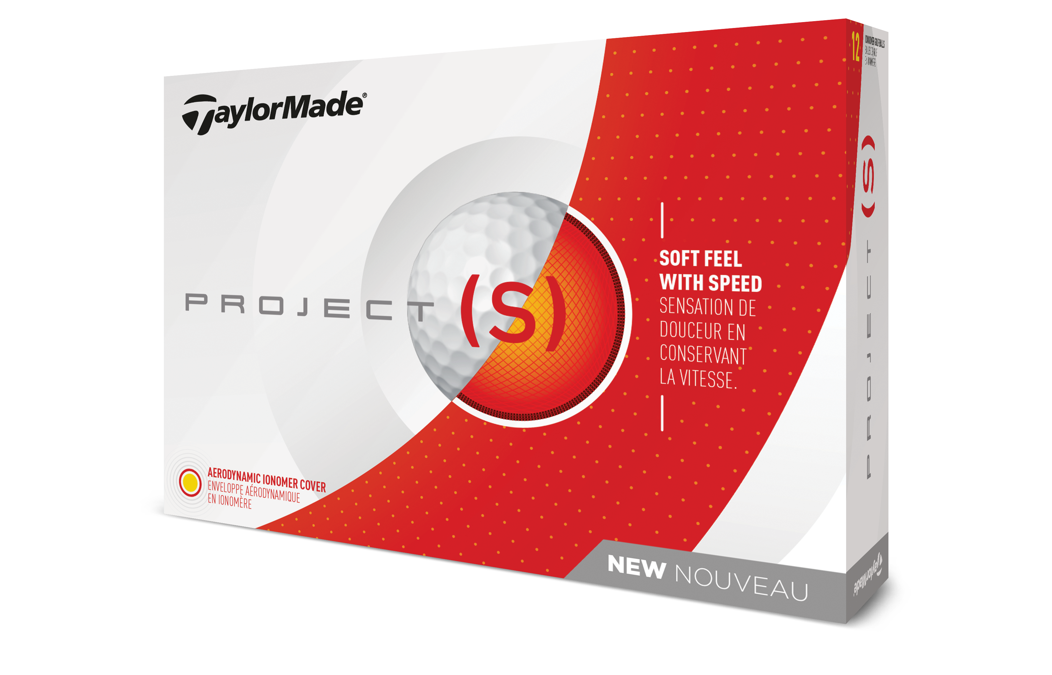 TaylorMade Project (s) golf ball review