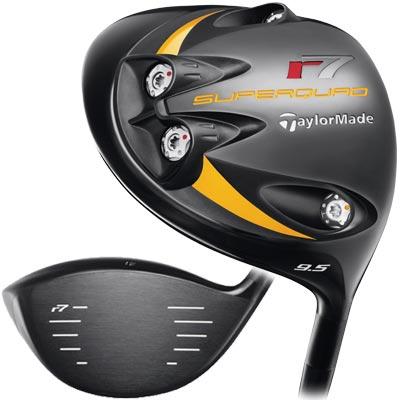 TaylorMade r7 SuperQuad Driver Review - Golfalot