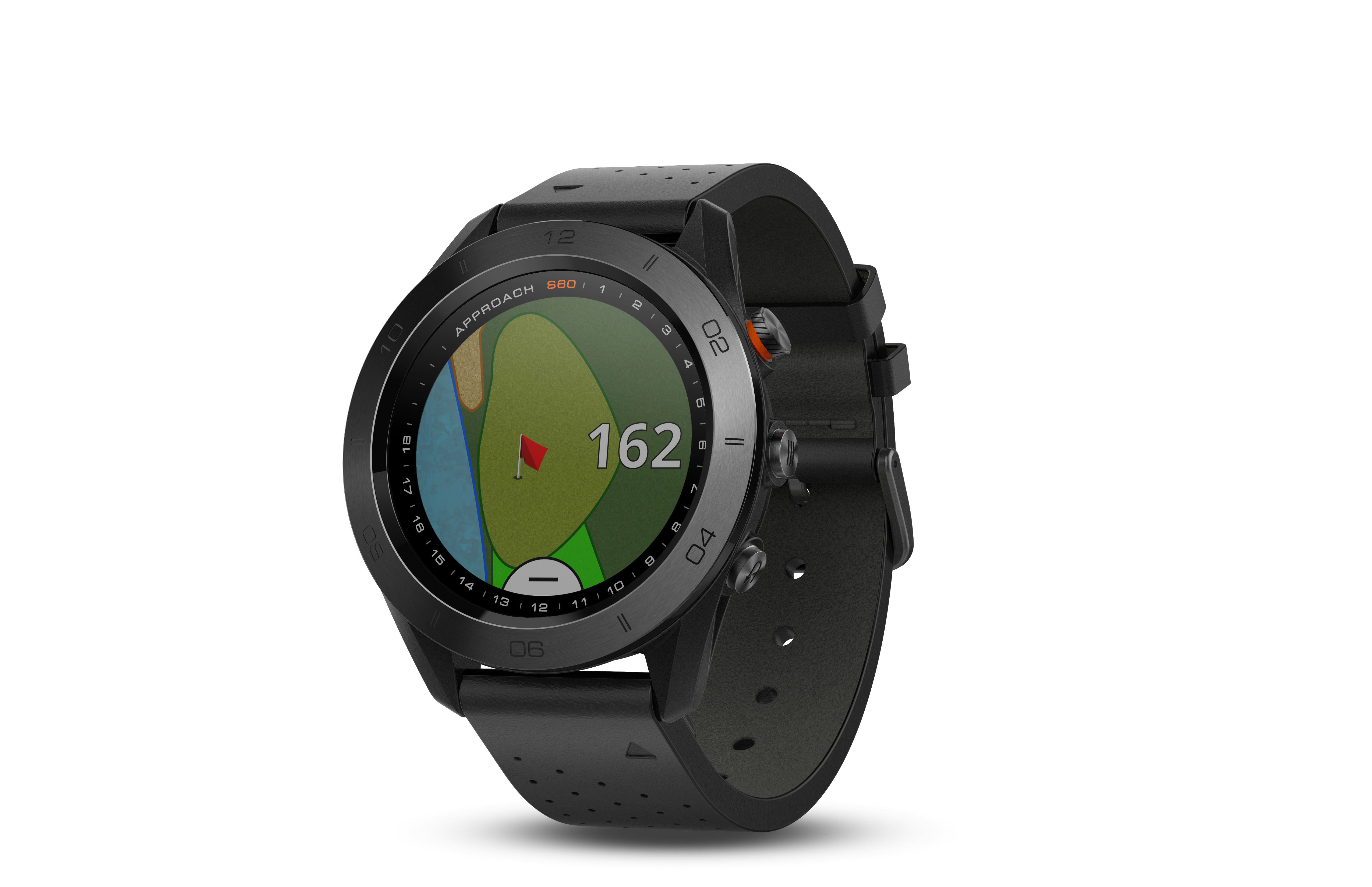 Garmin Reveals S60 Gps Golf Watch Golfmagic