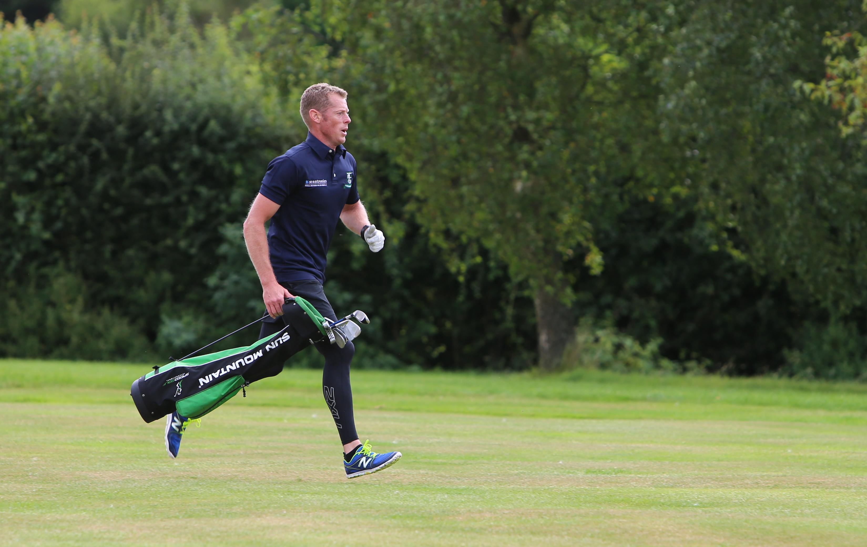 british open speedgolf heads to piltdown golf club