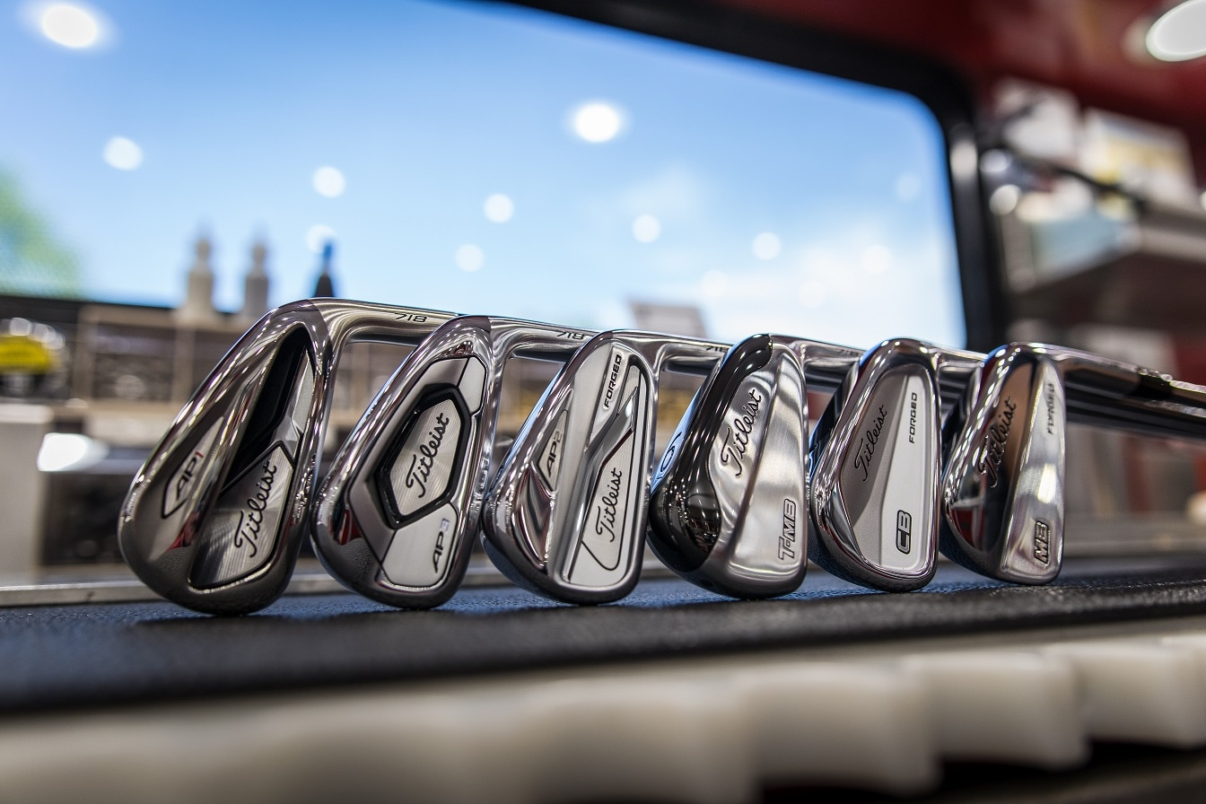 Titleist 718 irons review