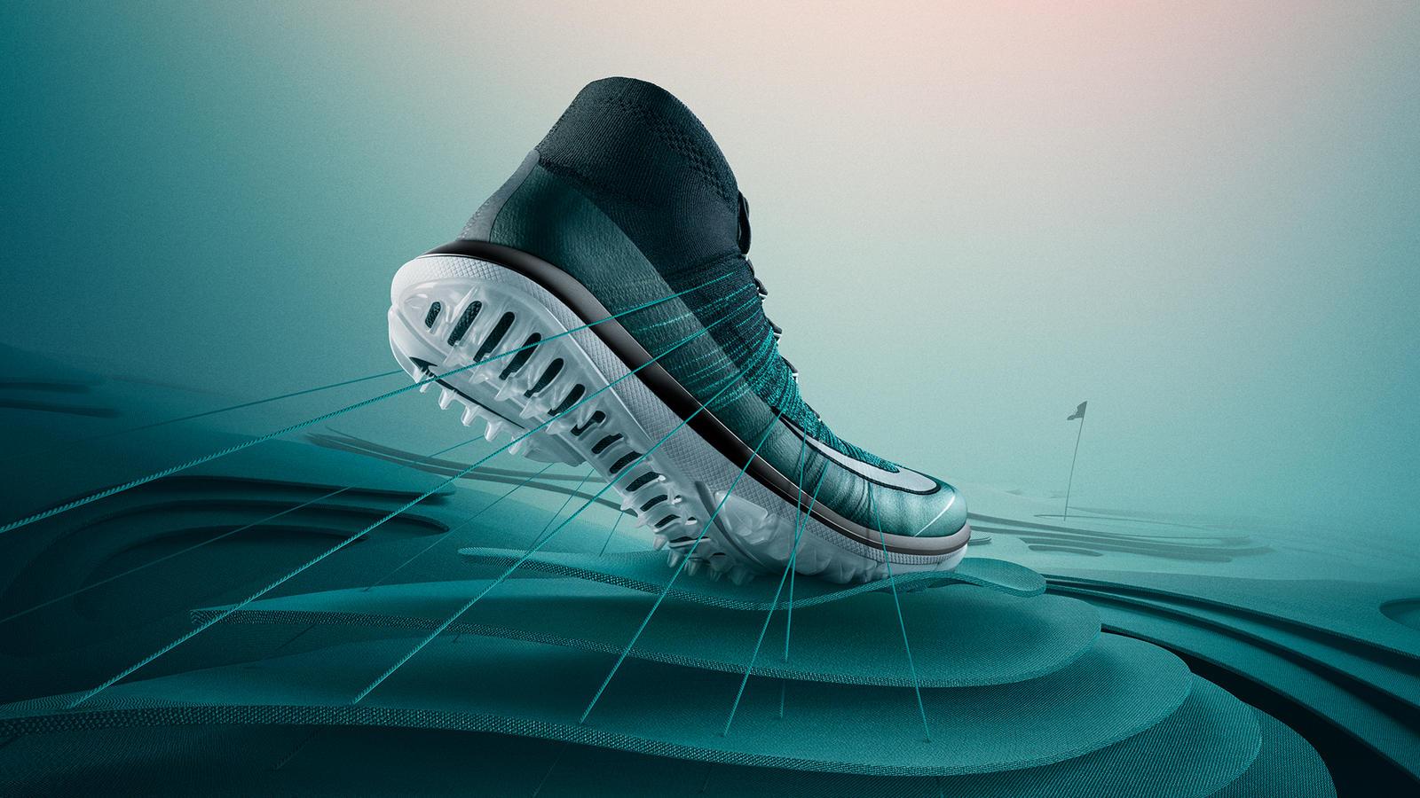 a4c1cf12a13e Nike unveils Flyknit Elite golf shoe