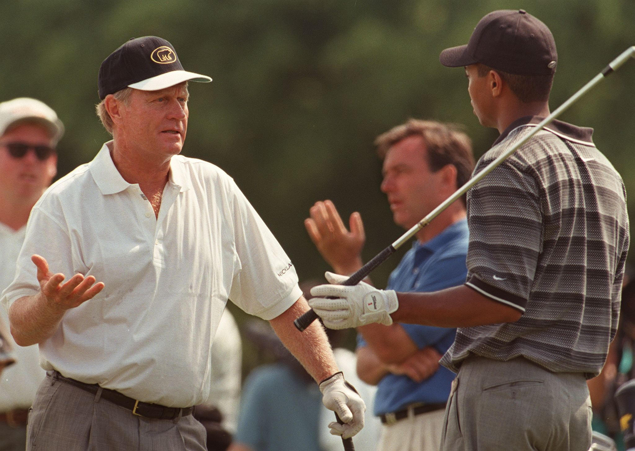 Ouch! Jack Nicklaus slams door on Tiger Woods comeback