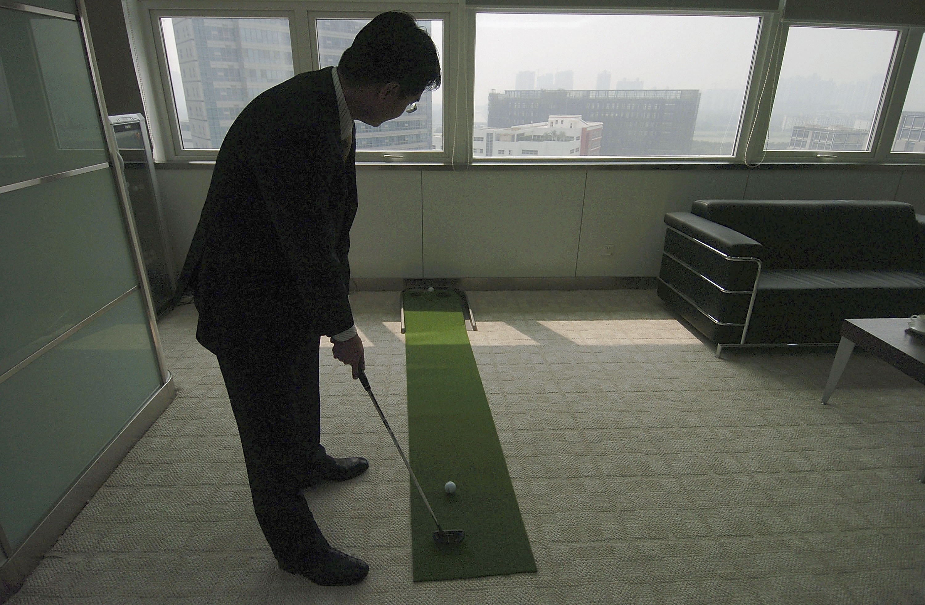 Best winter practice drills to do at home | GolfMagic