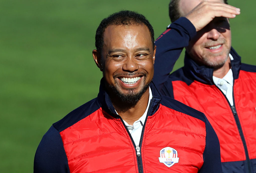 Woods back as USA vice-captain for Ryder Cup