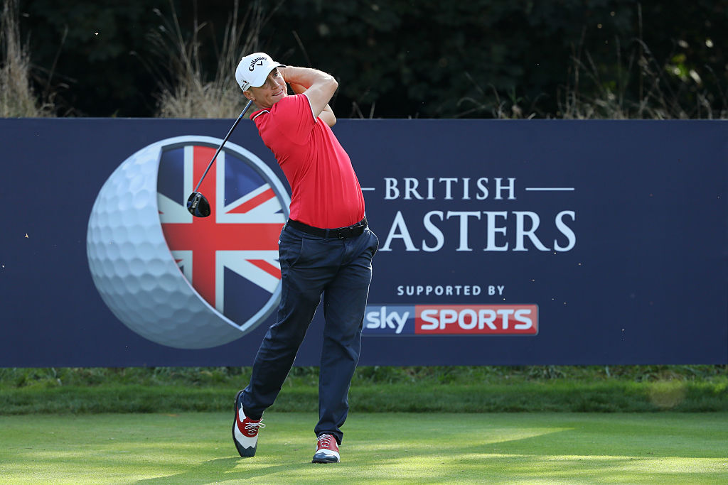 British Masters returns again to the Grove in 2016
