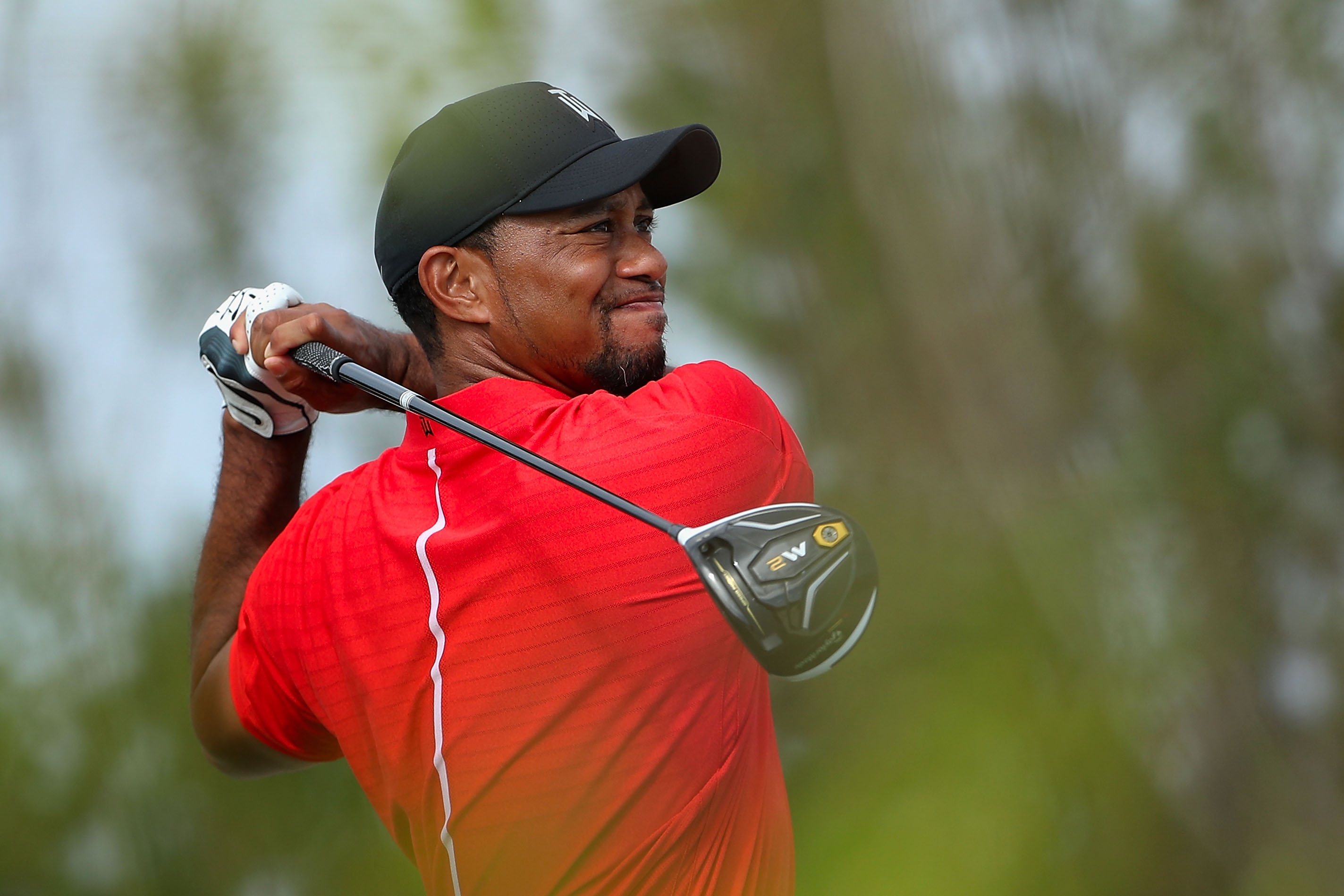 Tiger Woods reveals he's ready for Challenge
