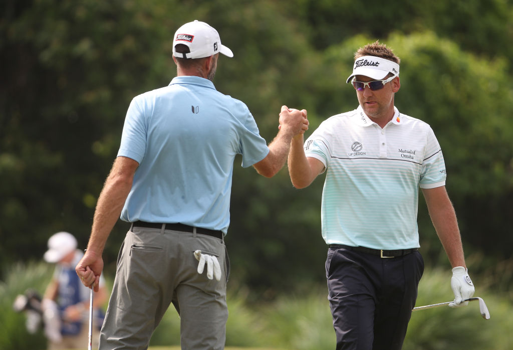 Rule change helps Ian Poulter keep PGA Tour card