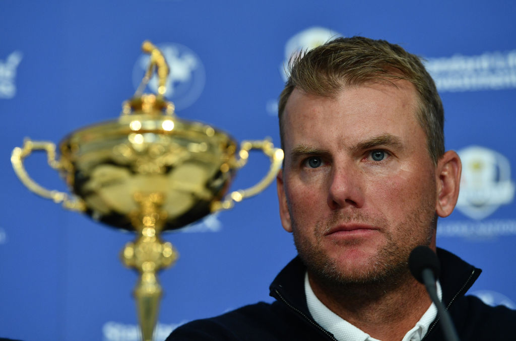 Bjorn names Swede Karlsson as Ryder Cup vice-captain