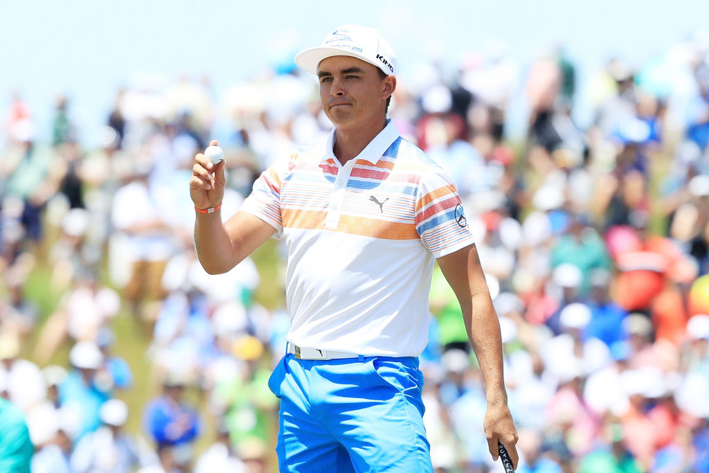 Inspired by Fowler, Casey revels in fun round at Erin Hills