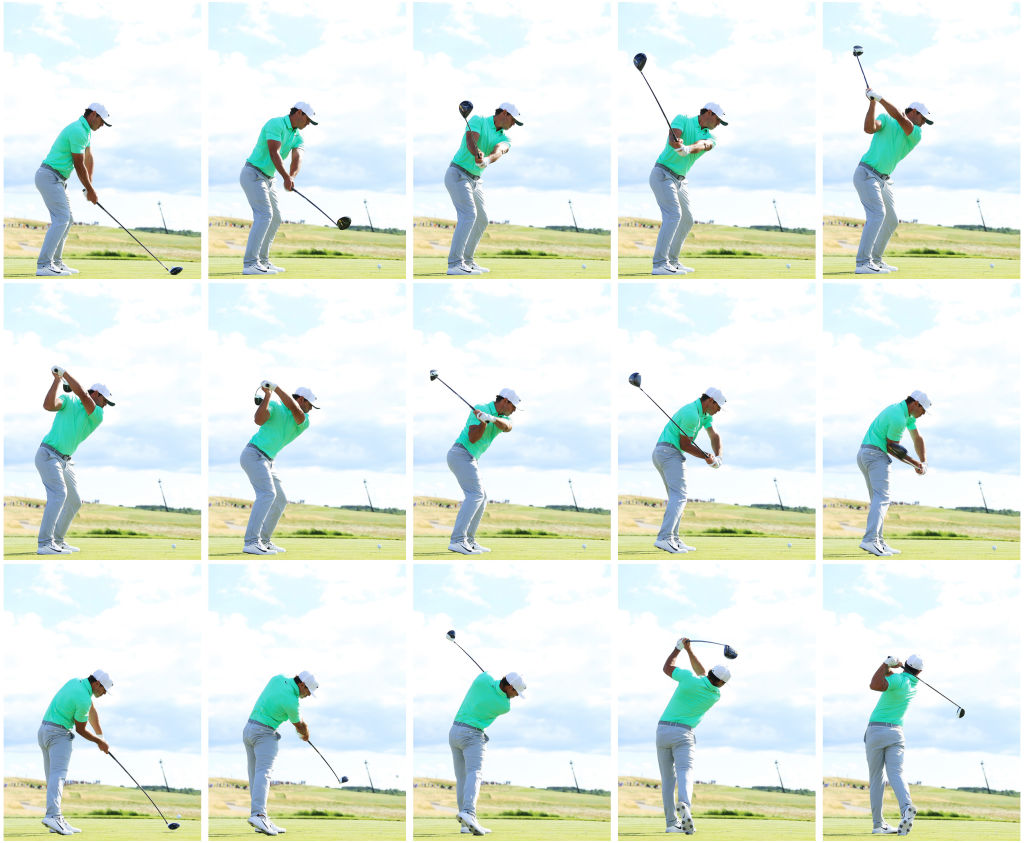 Brooks Koepka: Swing Sequence of the US ... | GolfMagic