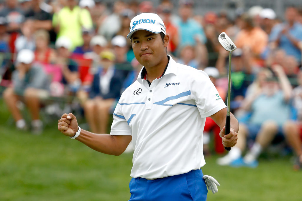 Matsuyama wins at Firestone with big finish