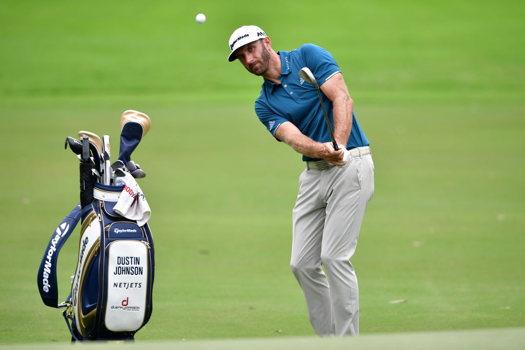 Golfmagic Has Chosen Its Winner Of A Limited Edition Taylormade 2017 Us Pga Tour Bag Which Was Used By The Likes Rory Mcilroy And Dustin Johnson At