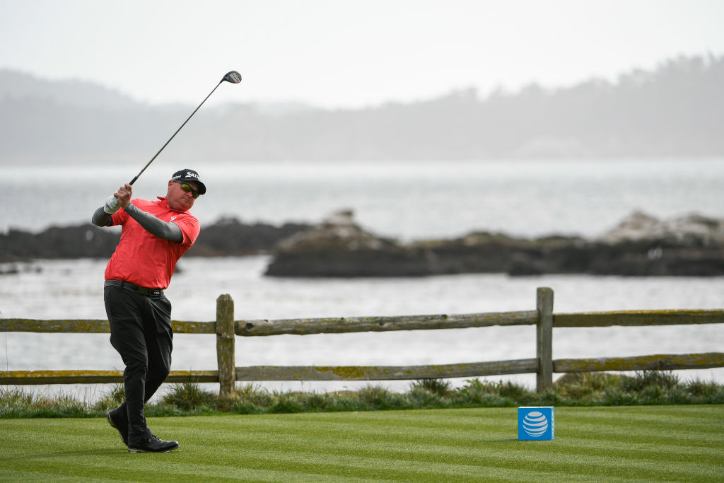 Potter writes his personal superb script at Pebble Seaside