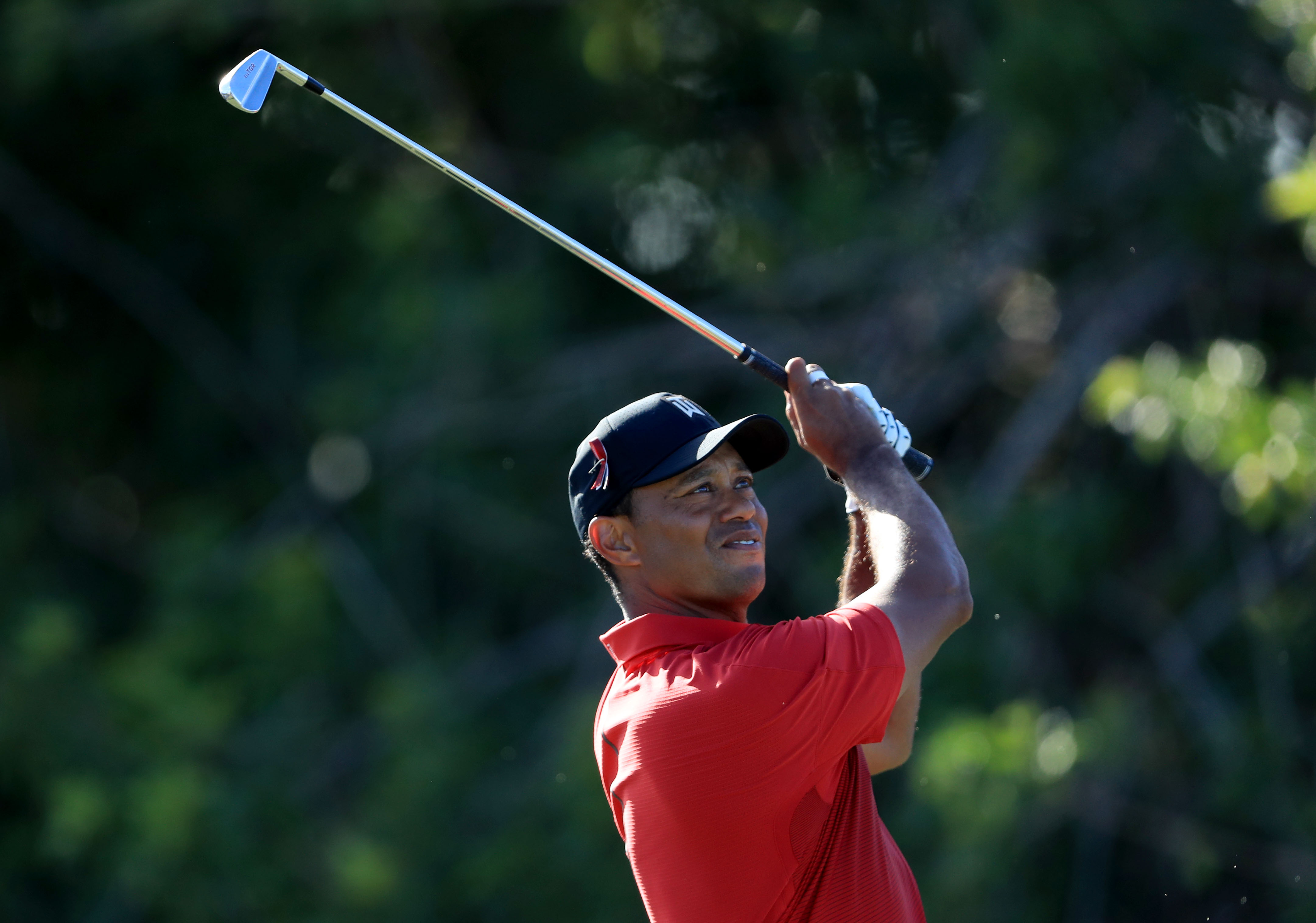 Rested Woods ready for Wells Fargo return