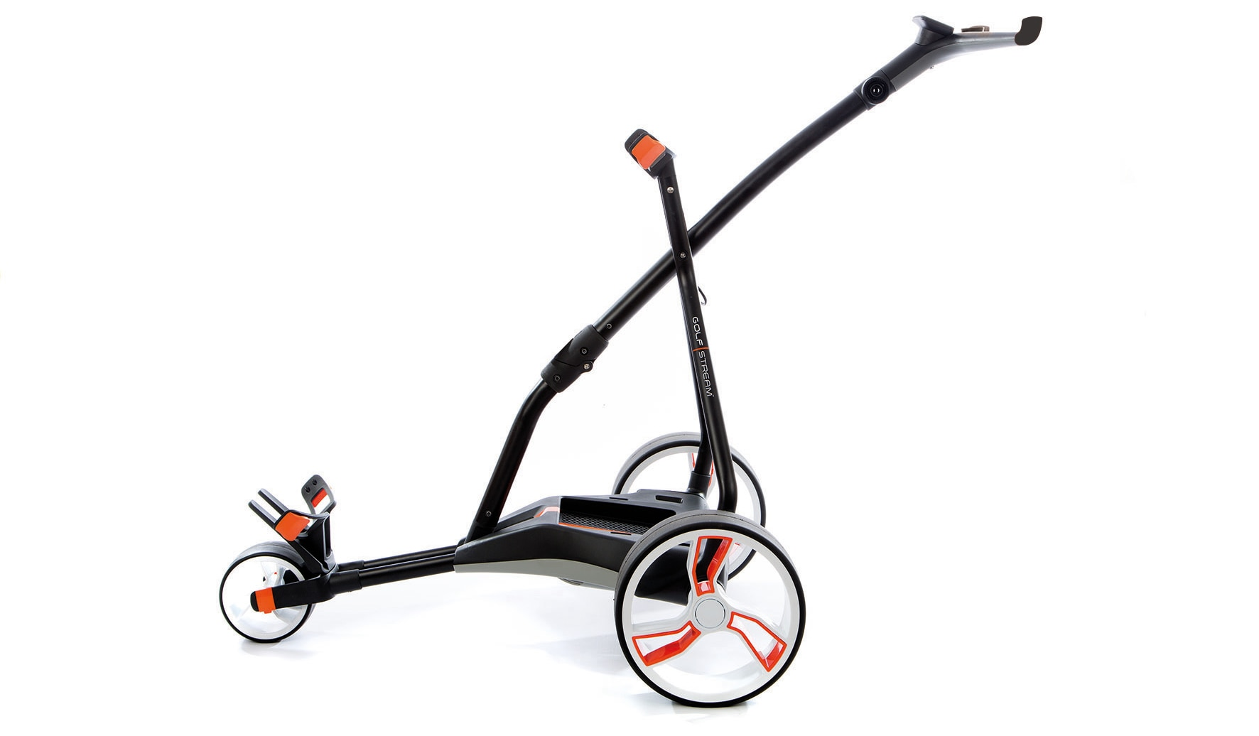 Golfstream Vision electric trolley review