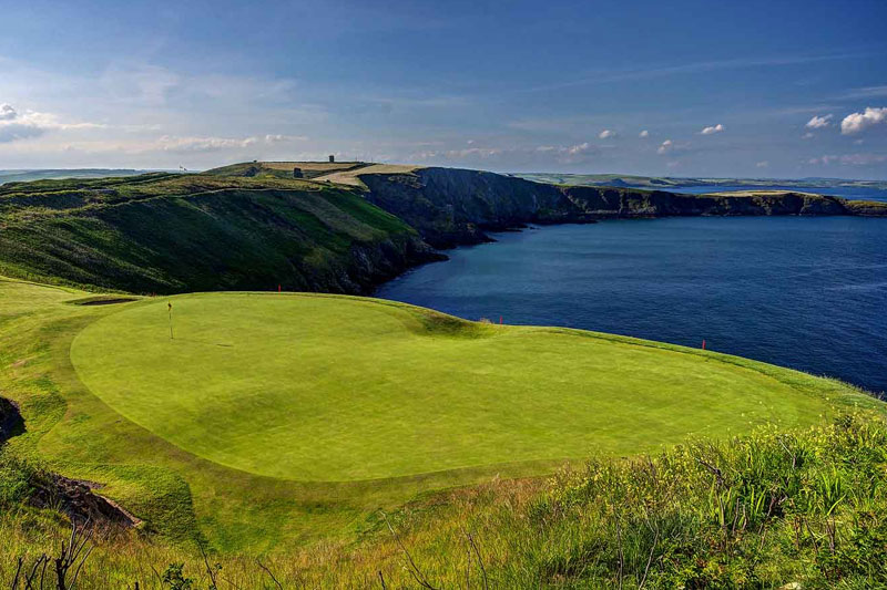 Golf and spa deals uk