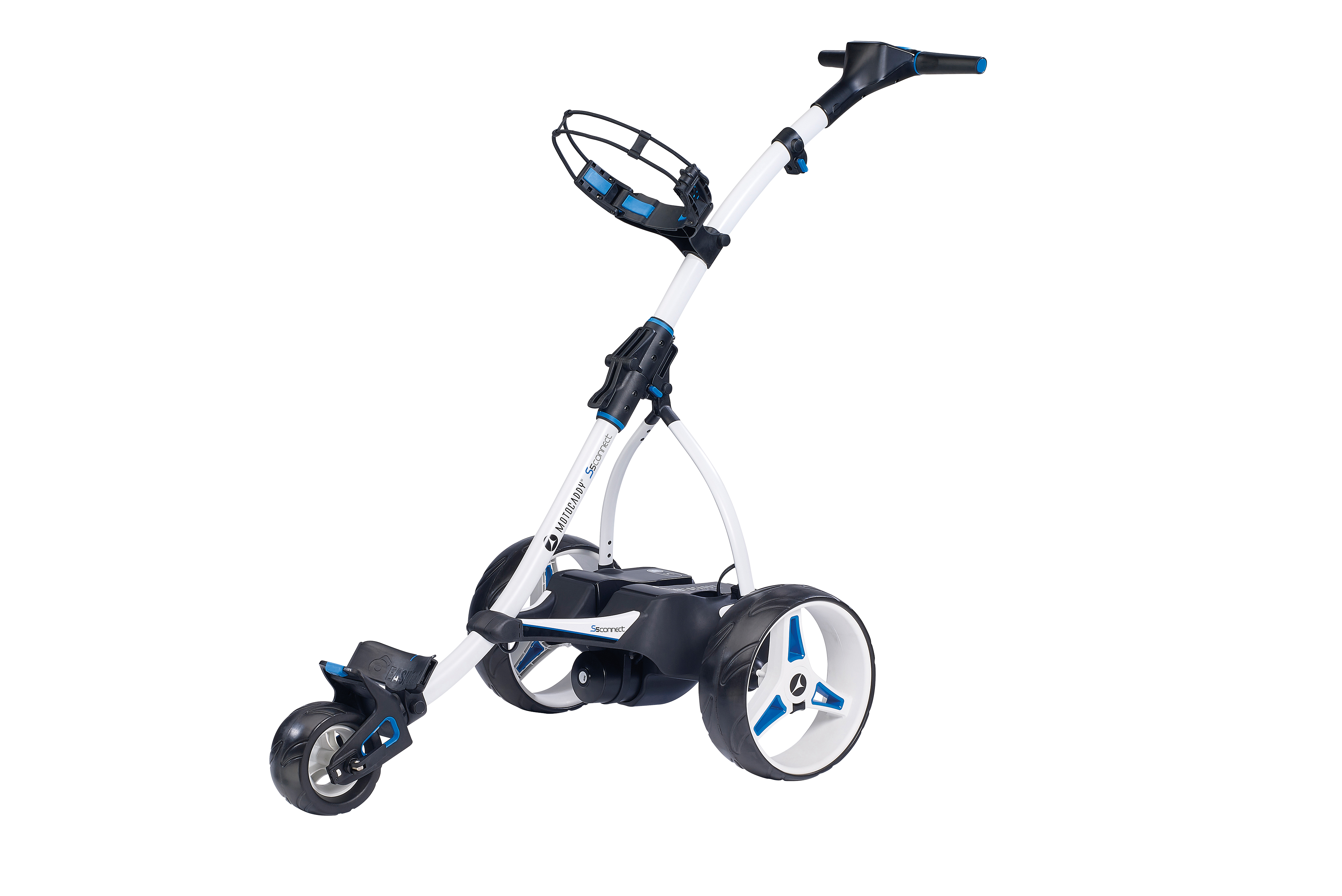 Motocaddy S5 Connect electric trolley review