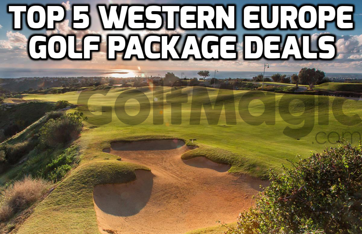 Top 5 western europe deals with golf escapes golfmagic for Best europe travel deals