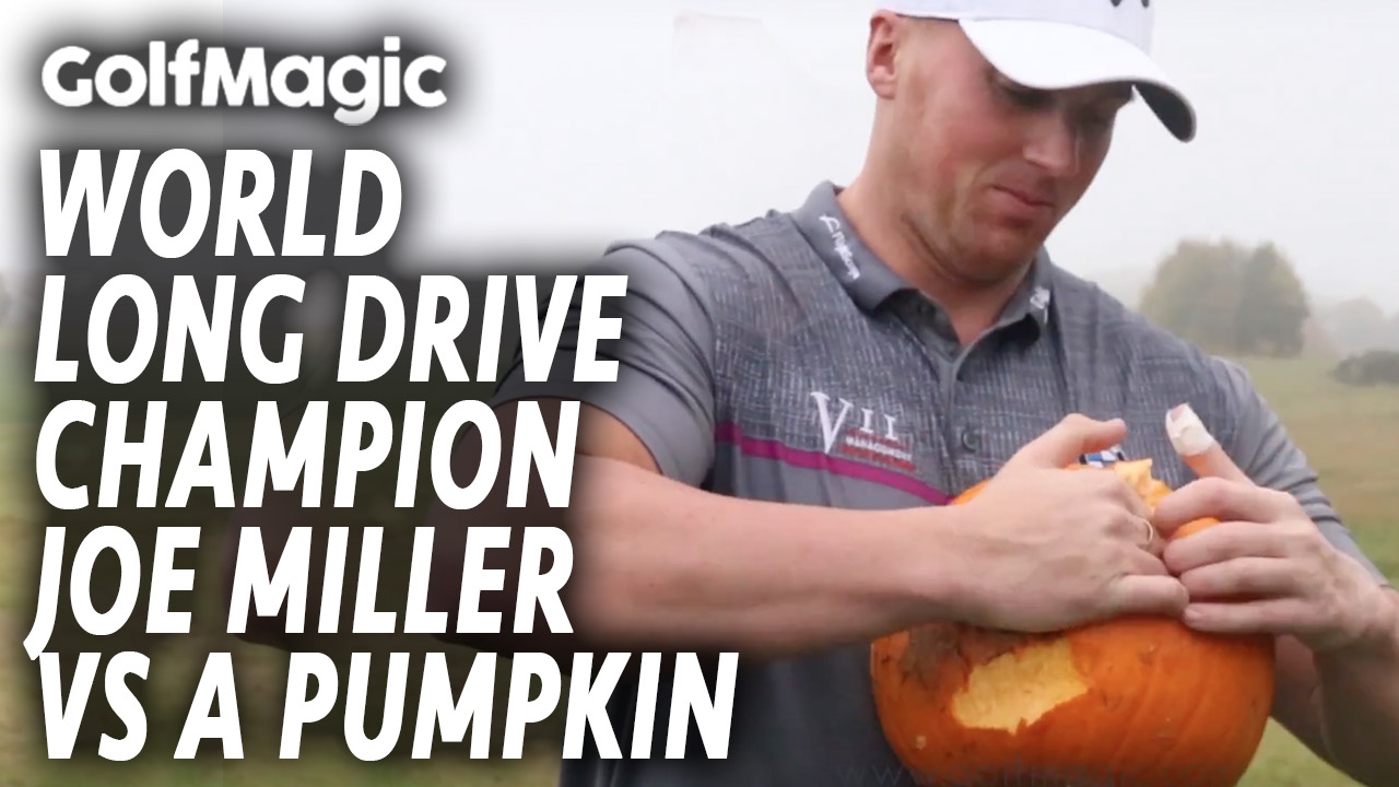 how to be a long drive champion
