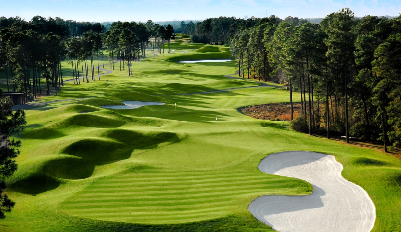 Myrtle Beach Extends Its Golf Course To Crazy Lengths