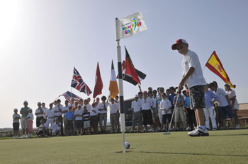 OWKG Champs at The Amendoeira Golf Resort