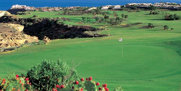 Tournament course: Golf del Sur