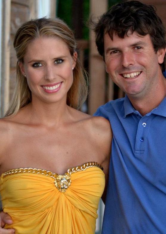 Caribbean wedding: Wife Kate