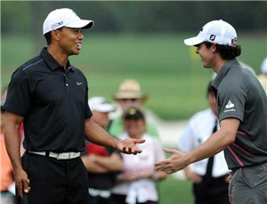 Woods and McIlroy have turned viewers on