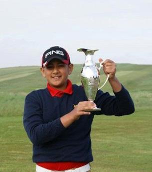 British Pakistani wins European Junior Championships