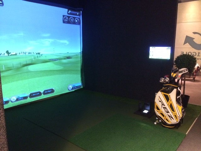 Golfmagic partners with CityPoint Golf Studio