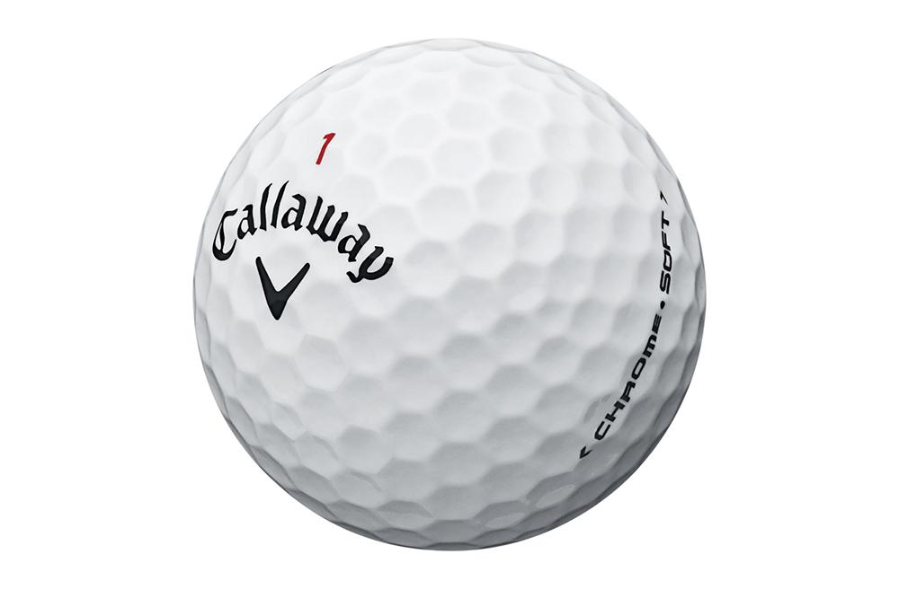 Callaway Chrome Soft ball review | GolfMagic