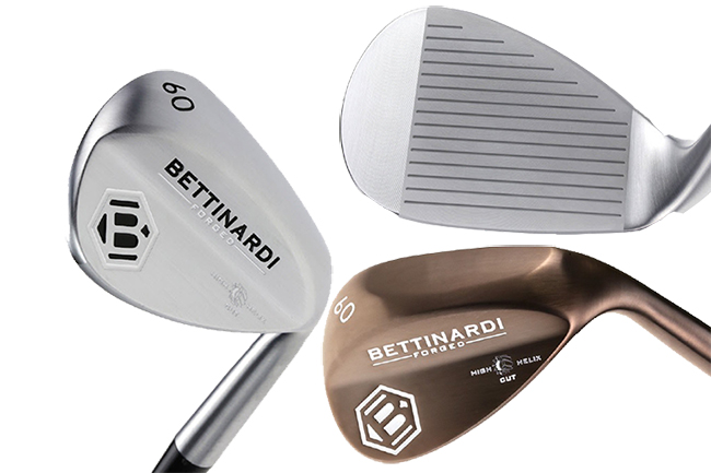 Bettinardi has also unveiled new H2 wedges