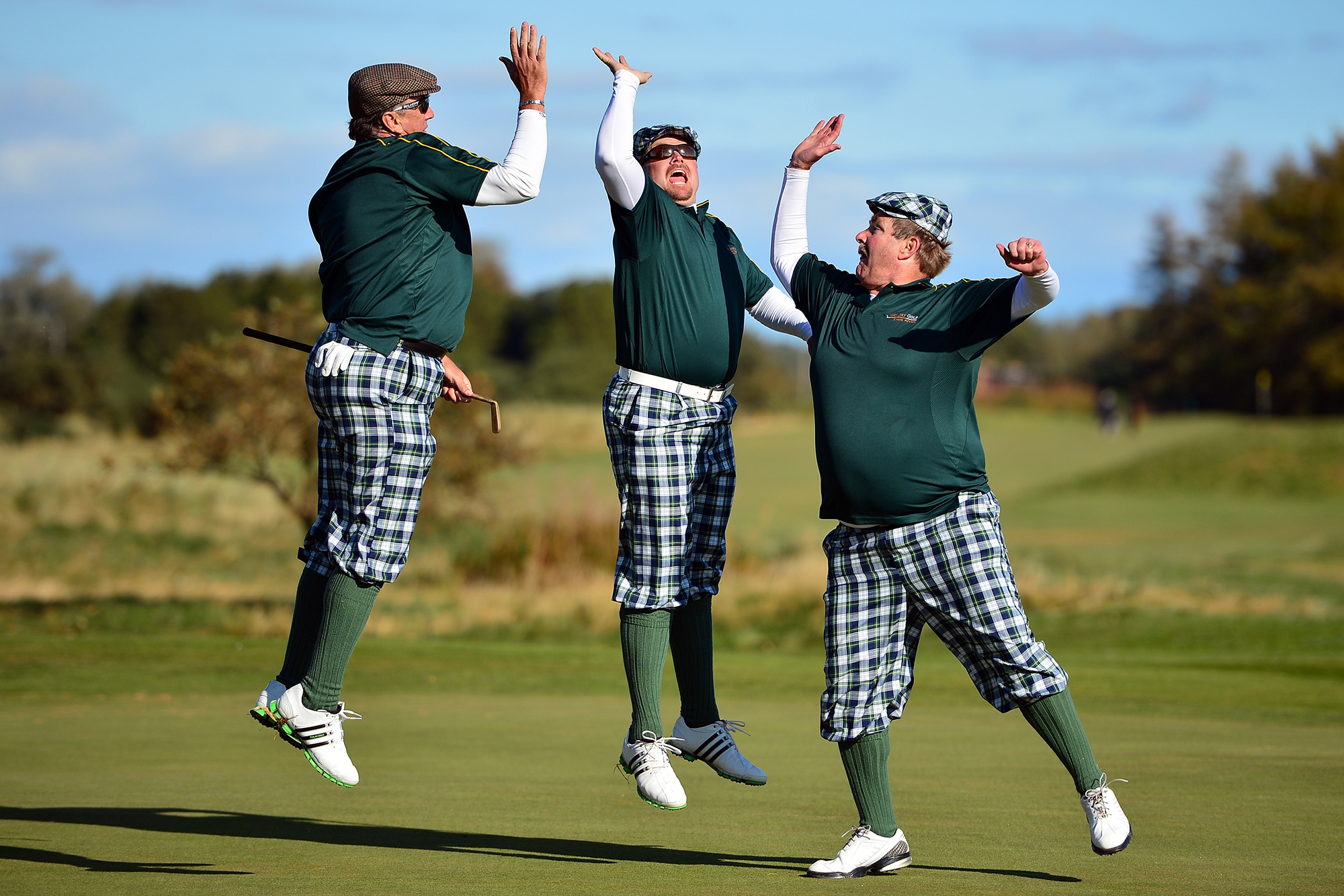 Could golf in Great Britain actually be on the upsurge in 2015? (Photo: Getty Images)
