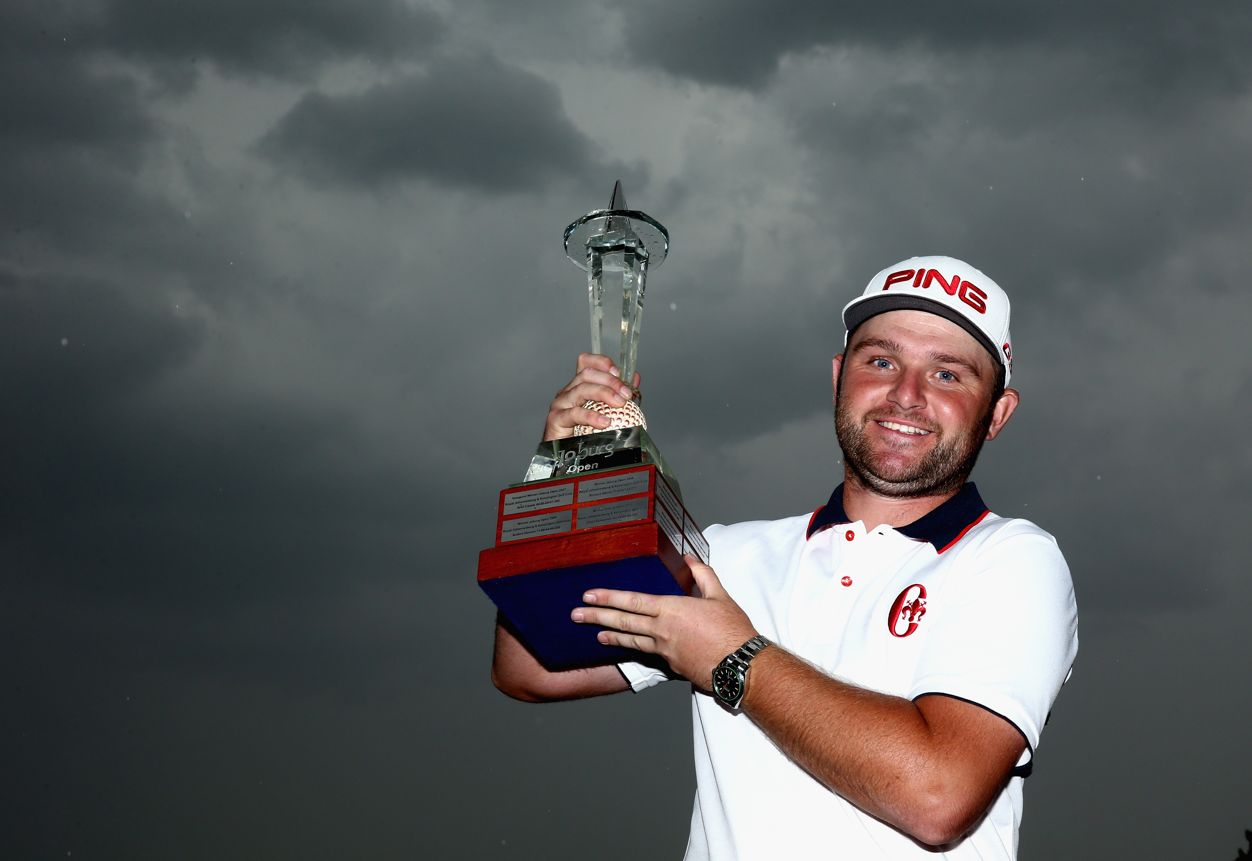 Andy Sullivan won his second event in South Africa this year (Photo: Getty Images)