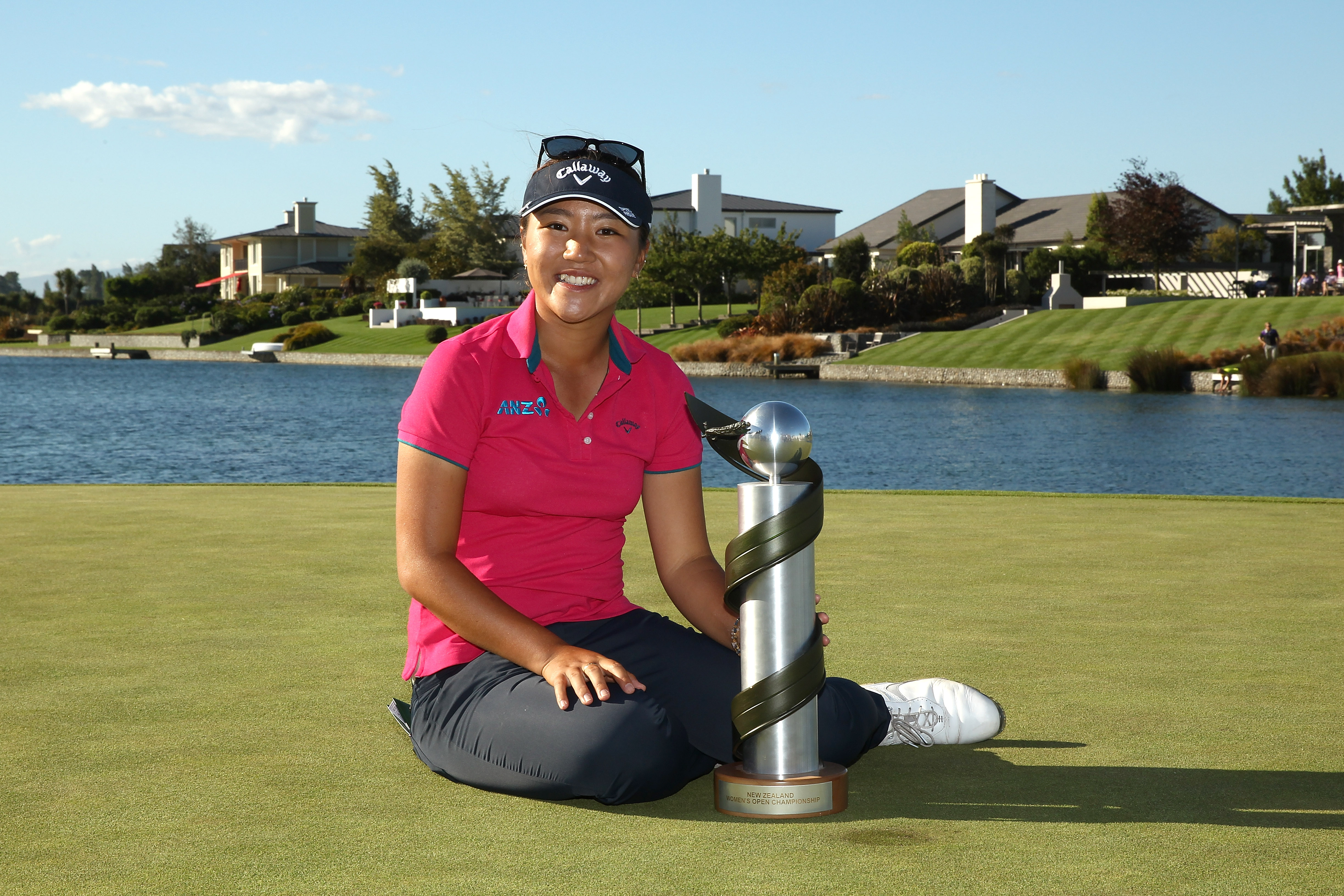Lydia Ko is the youngest world number one in the history of golf (Photo: Getty Images)