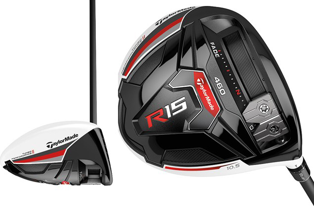 R15 proved longer, more accurate and had less spin