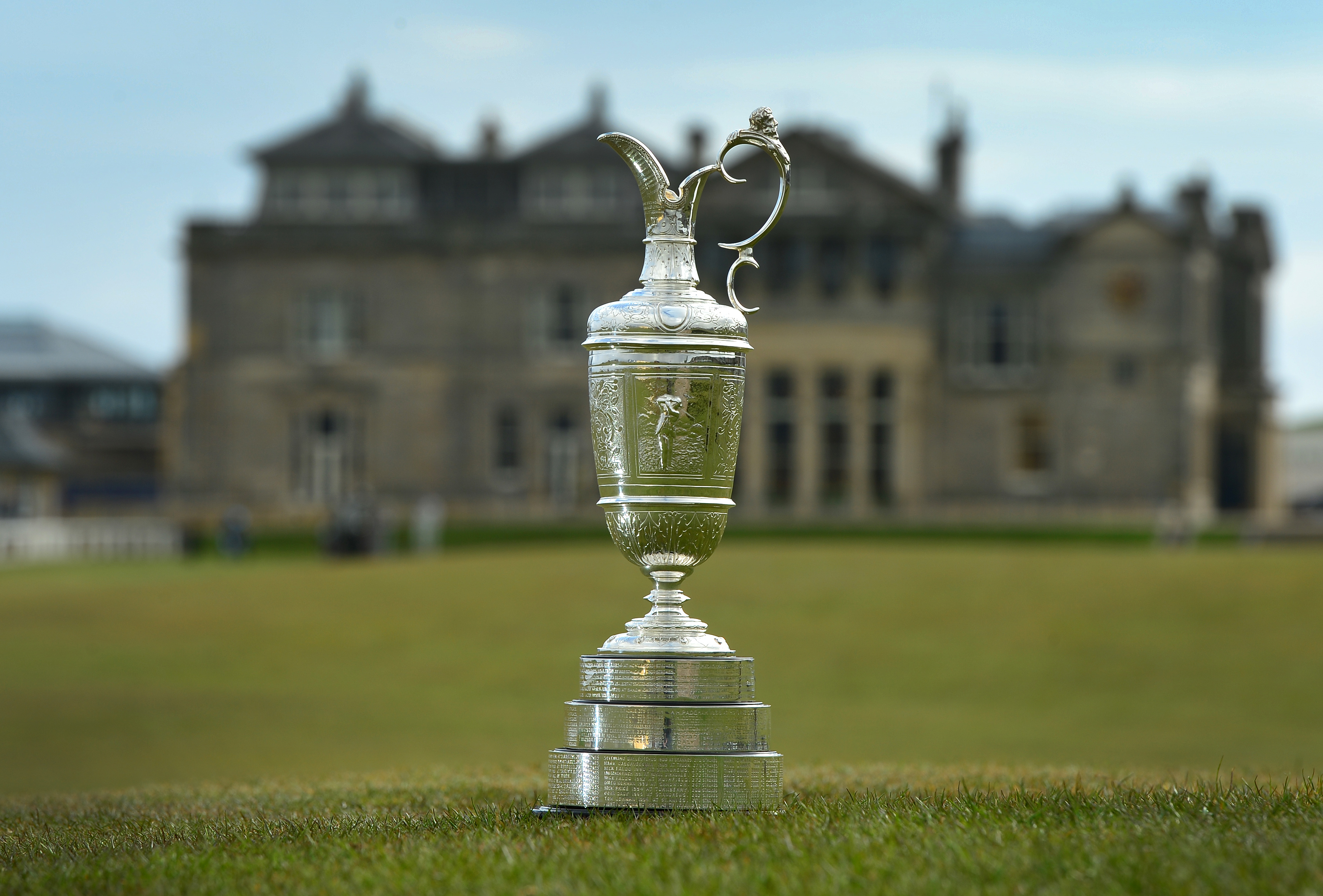 """The 2015 Open is staged at St Andrews, known as the """"home of golf"""" (Photo: Getty Images)"""