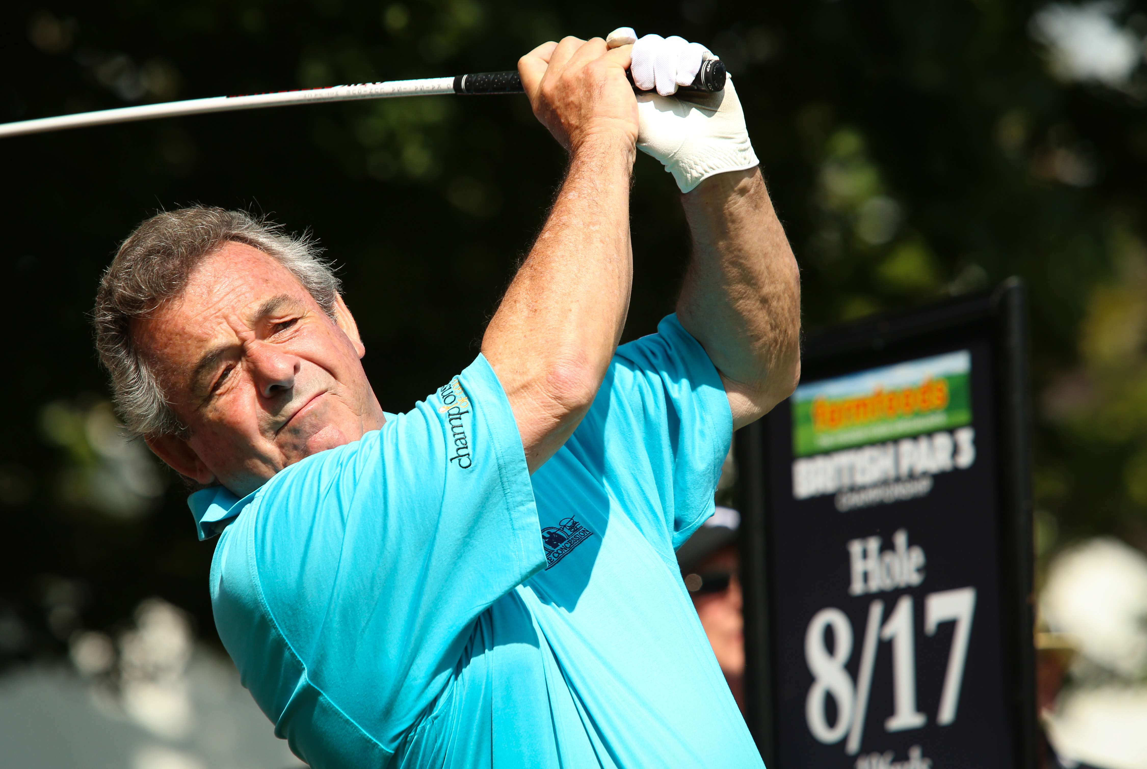 Two-time major champion Tony Jacklin will host the Par 3 Championship for the seventh year running