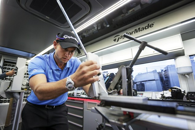 TaylorMade believes amateurs don't pay enough attention to lie angle in their clubs