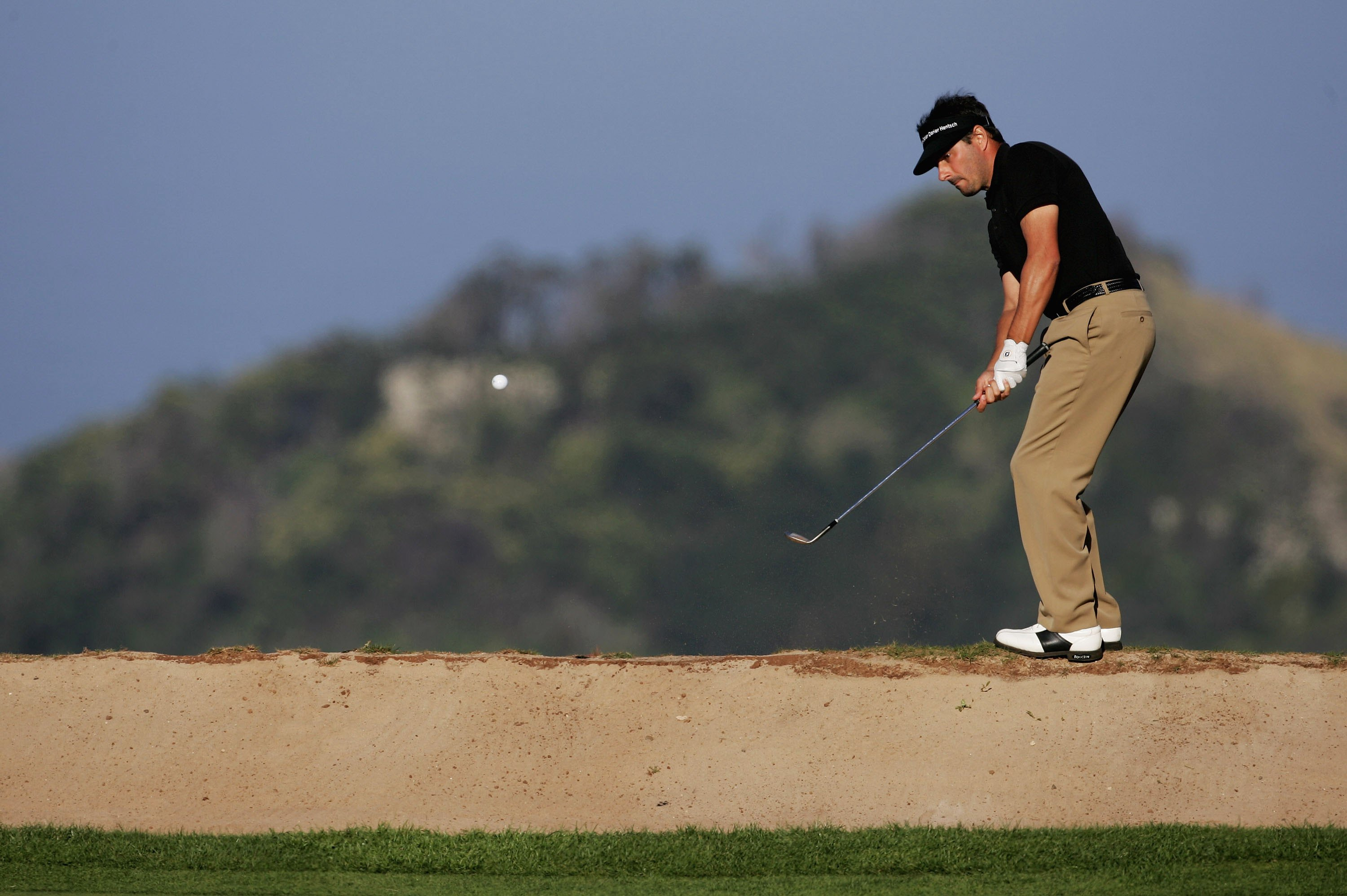 Make sure you practise hard shots, says Duncan Woolger (Photo: Getty Images)
