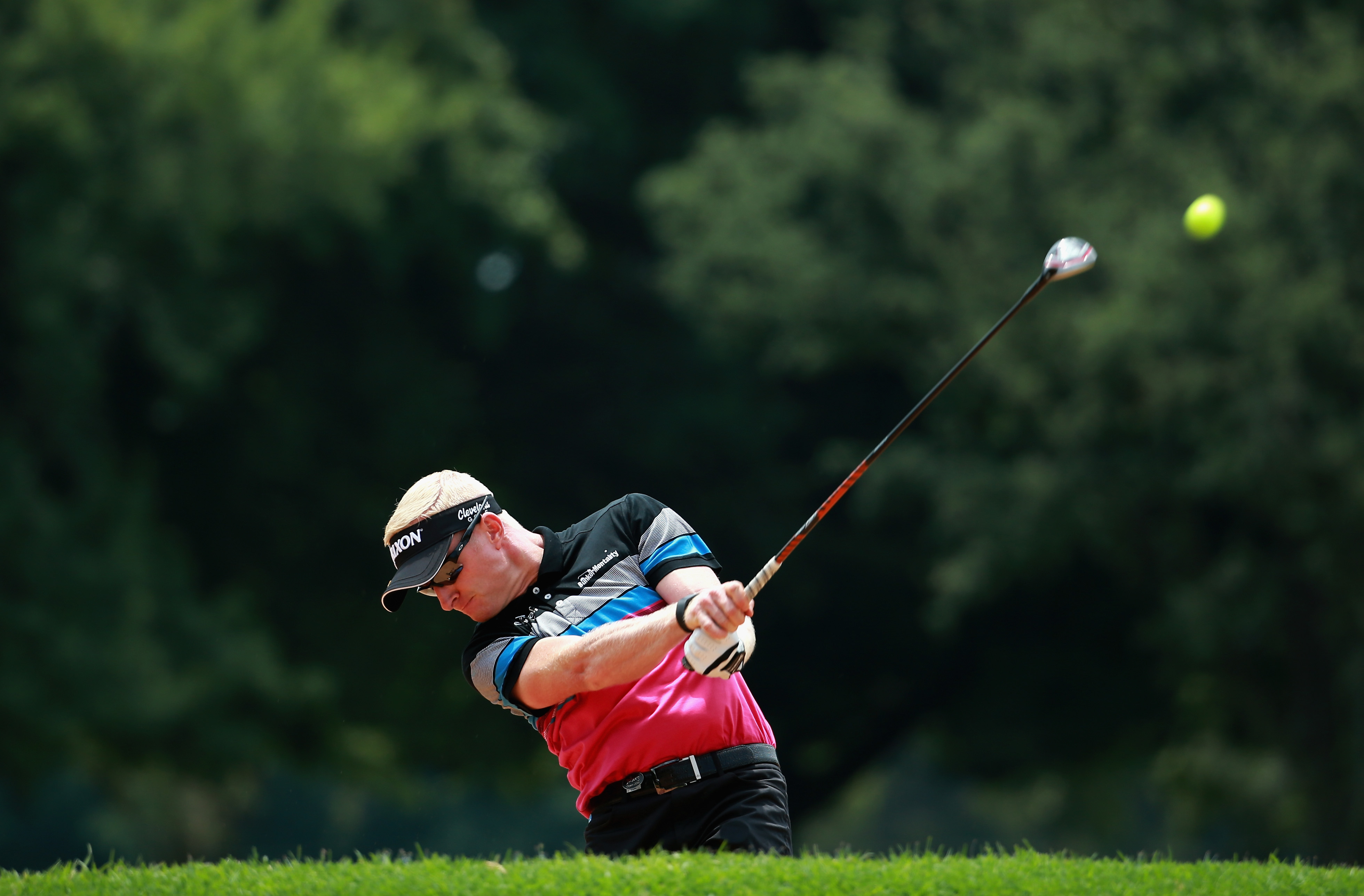Don't always hit the driver, says Simon Dyson (Photo: Getty Images)