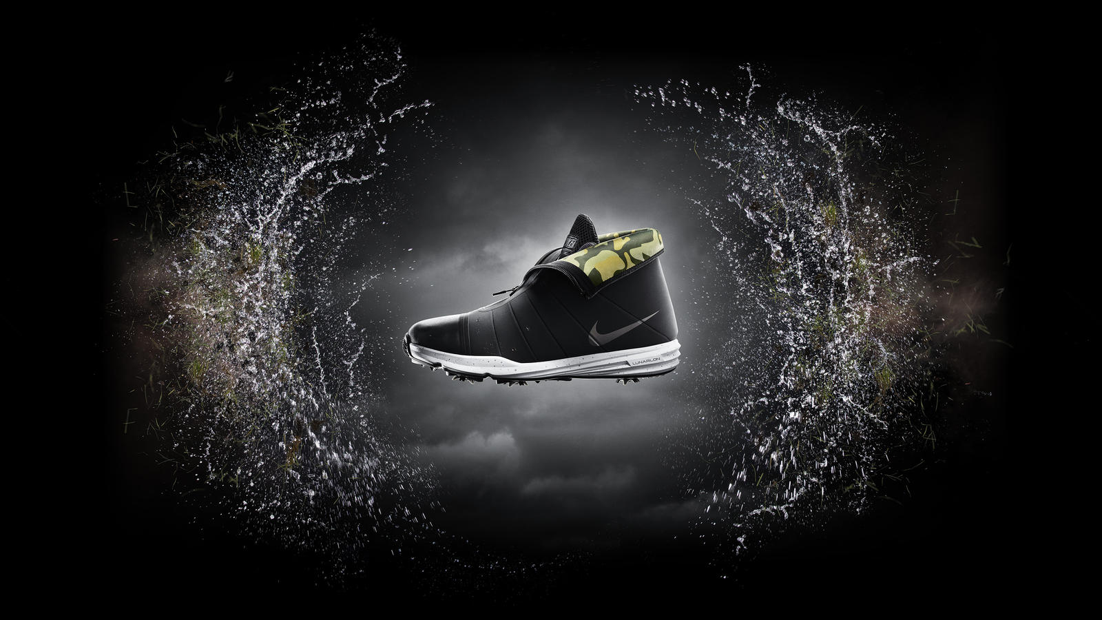 Nike's Lunar Bandon 3 is designed for all weathers