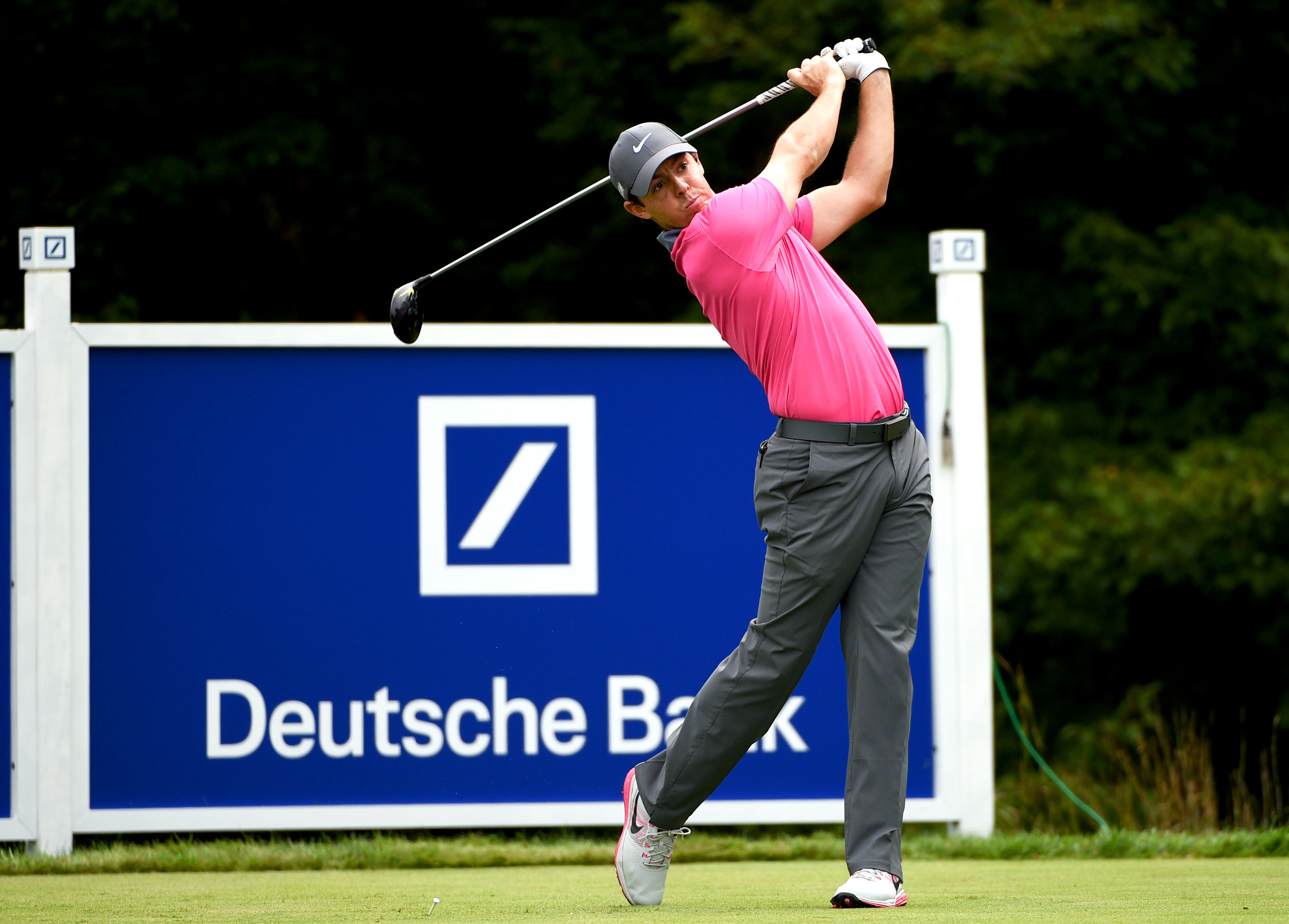 McIlroy will likely lose top spot in the rankings this week (Photo: Getty Images)