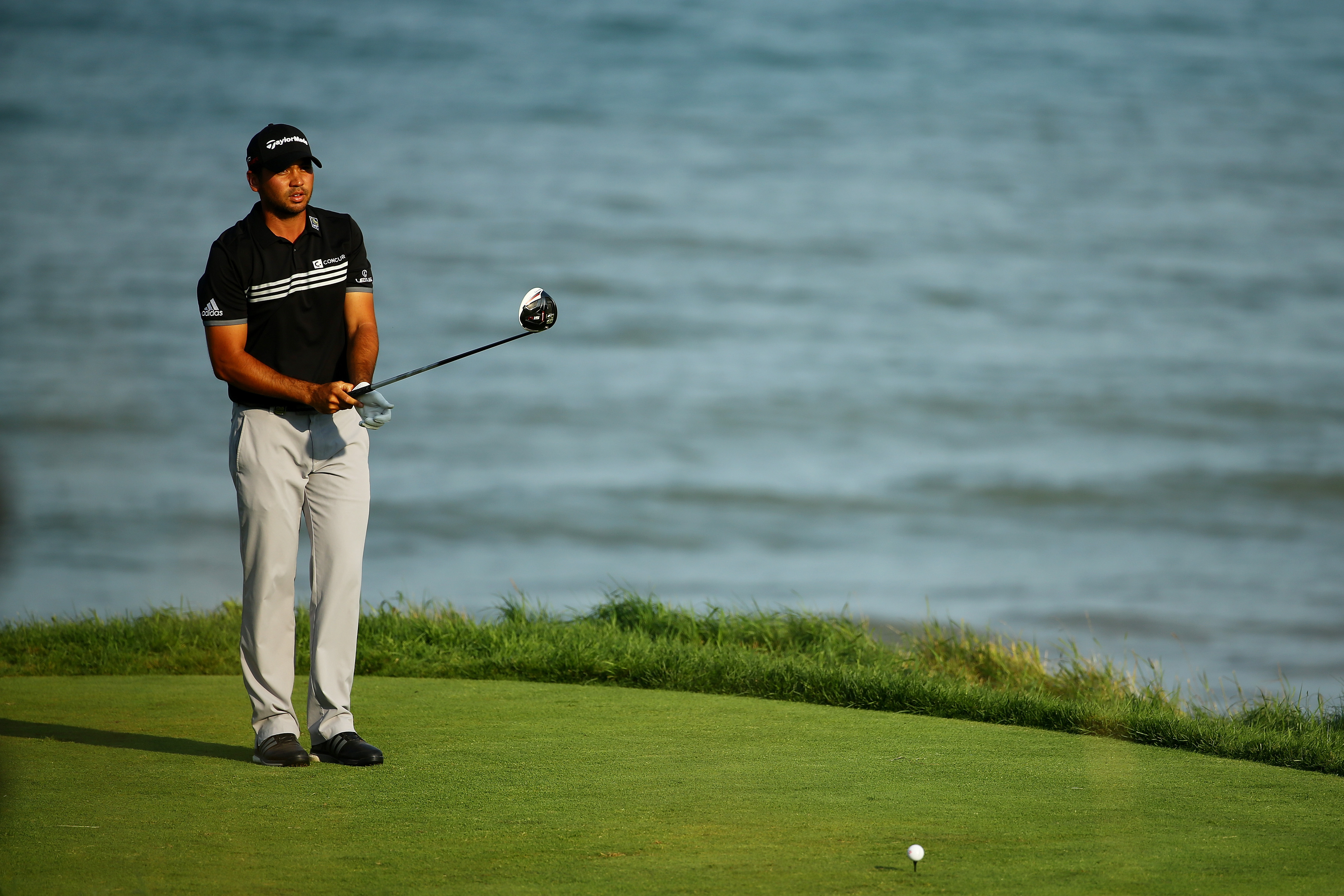 Develop a pre-shot routine, says Kristian Baker (Photo: Getty Images)